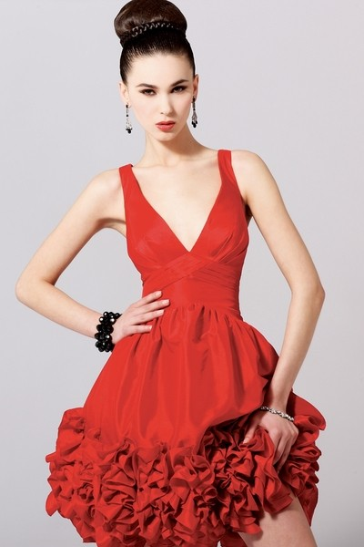 Valentines Dressess 2012 - Happy Valentines Day - Beautiful Red ...